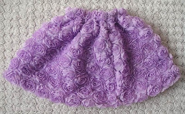 7 cols top quality kid girl flower skirt summer tutu skirts princess style for Retail 1-5 years Free shipping