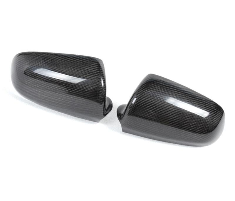 For Audi A3 A4 S6 2004 2006 2007 2008 Carbon Fiber Rear View Mirror 1:1 Replacement & Add on Style Audi A4 B7 A3 S6 Carbon
