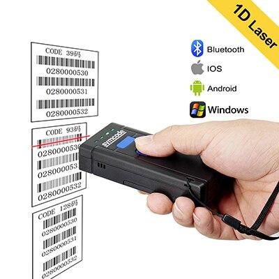 Hot Sale] Symcode 1D 2D Bluetooth Barcode Scanner 1D 2D USB