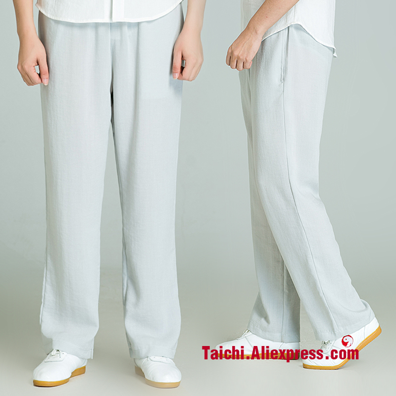 Tai Chi Pants  Chiese Style Trousers 3 Colors Free Shipping