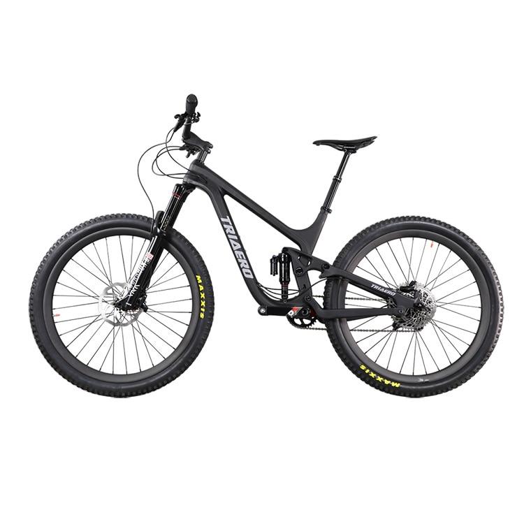 Professzionális szén-dioxid-MTB kerékpár 27,5 plusz 148 * 12 - Kerékpározás