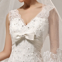 Bridal Veil Wedding 2 Meters 3 Long One Layer Elegant Accessories