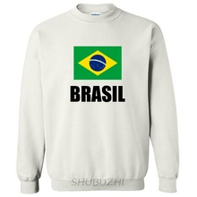 Brazil hoodie men sweatshirt sweat new streetwear socceres jerseyes footballes tracksuit nation brazilian flag Brasil fleece BR(China)