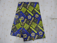 Wholesale 2017 Latest Fashion Ankara Design Printed Veritable African Wax For Nigerian Garment Women Dress