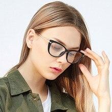 Fashion Female Frame Optical Eyeglasses Full Rim Women Prescription Glasses Woman Colorful Spectacles Designer Brand