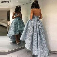 3c1925fec53 Пикантные Длинные Формальные Вечеринка платье Привет Низкий турецкий  Обручение вечерние платья для свадеб для беременных халат