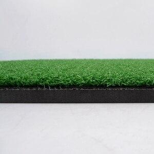 Image 3 - 裏庭ゴルフマットゴルフトレーニングエイズ屋外/屋内打撃パッド練習草マットゲームゴルフトレーニングマット草の根 60x30cm
