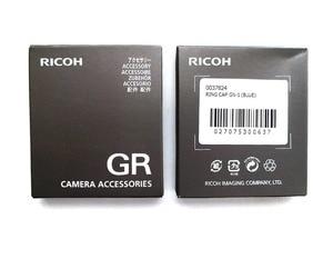 Image 5 - Oryginalny soczewka niebieska pierścień tylko dla Ricoh GR3 /GRIII