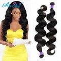 7А Pervian девы волос объемной волны 4 шт. лот rosa продукты волосы 100 г смешанный длина 12-26 дюймов небо человеческие волосы перуанский объемная волна волнистые