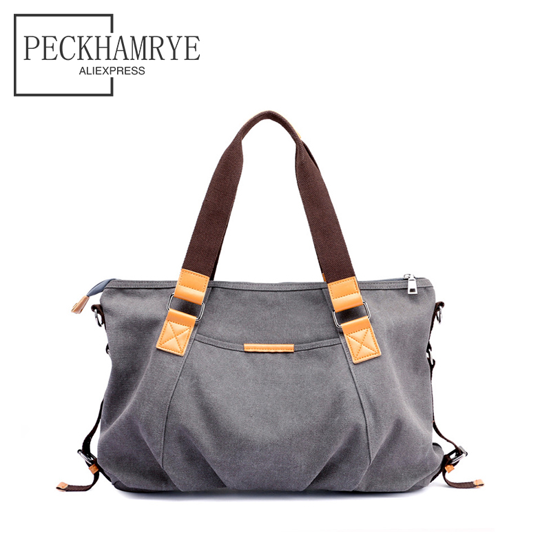 2018 new women canvas lady bag leisure lady mail bag designer retro fashion ladies large capacity Messenger bag shoulder bag