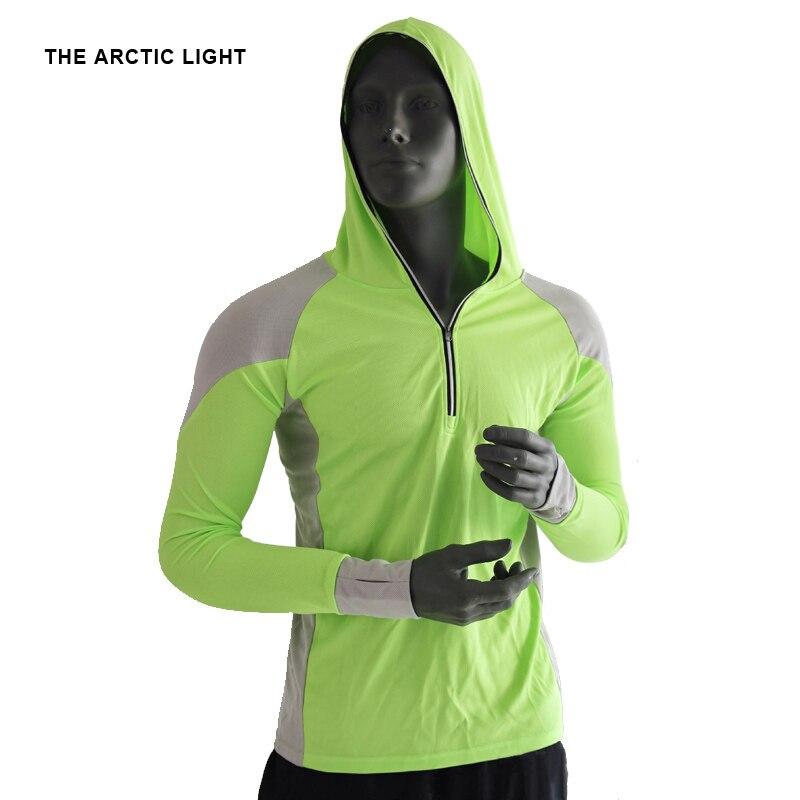 2017 Fishing <font><b>Clothing</b></font> Men Breathable shirt UPF 50+ <font><b>UV</b></font> Protection Outdoor Sportswear Summer Fishing Shirt