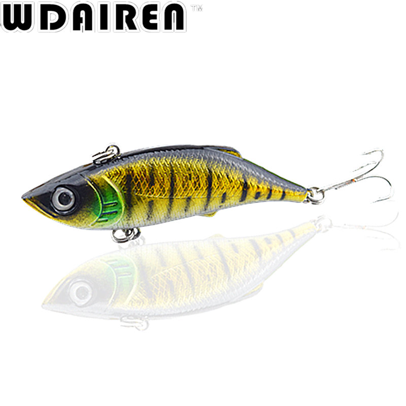 1Pcs VIB Winter Fishing Lures 8cm 11.8g Hard Bait With Lead Inside Lead Fish Ice Sea Fishing Tackle Swivel Jig Wobbler Lure 1pcs 12cm 14g big wobbler fishing lures sea trolling minnow artificial bait carp peche crankbait pesca jerkbait ye 37