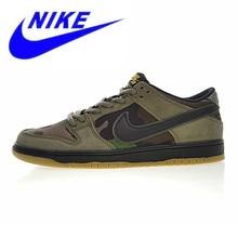 size 40 fce6b c137f Nike SB Zoom Dunk baja Pro de los hombres zapatos de skate zapatos ligero y  resistente