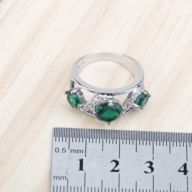 Emerald charm 6