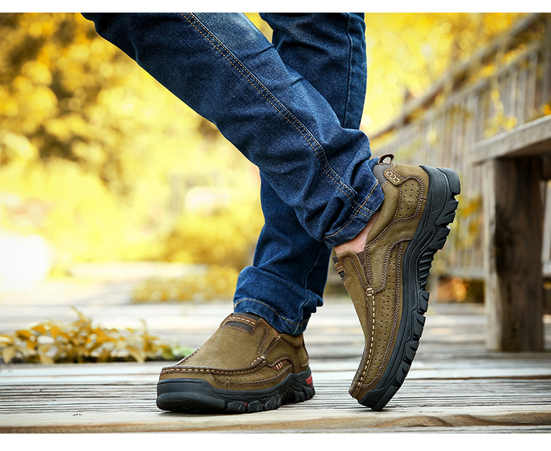 HTB14zN aOLrK1Rjy1zdq6ynnpXaD High Quality 2019 New Men Comfortable Sneakers Waterproof Shoes Leather Sneakers Fashion Casual Shoes Male Plus Size 38-48