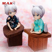 8 cm Q Versão Anime Kamisama Amor Beijo Kamisama Tomoe Nendoroid PVC Action Figure Model Collection Toy Kids Boneca(China)