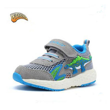 Dinoskulls Fashion Kids Sneakers 3D Dinosaur Baby Shoes Boys Casual Shoes Children Trainers Leisure Running Shoes Size 22-26