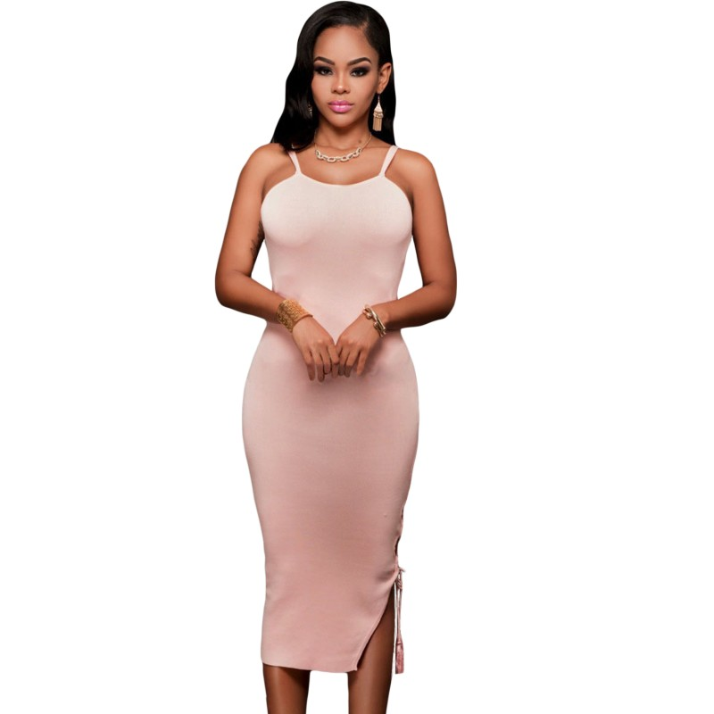 Online Buy Wholesale soft pink dresses from China soft pink ...