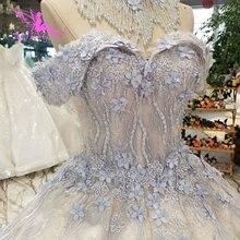 AIJINGYU robes de mariée près de chez moi deux pièces robe Tulle Couture femmes grande taille marocaine robes dhiver robe de mariée étincelle