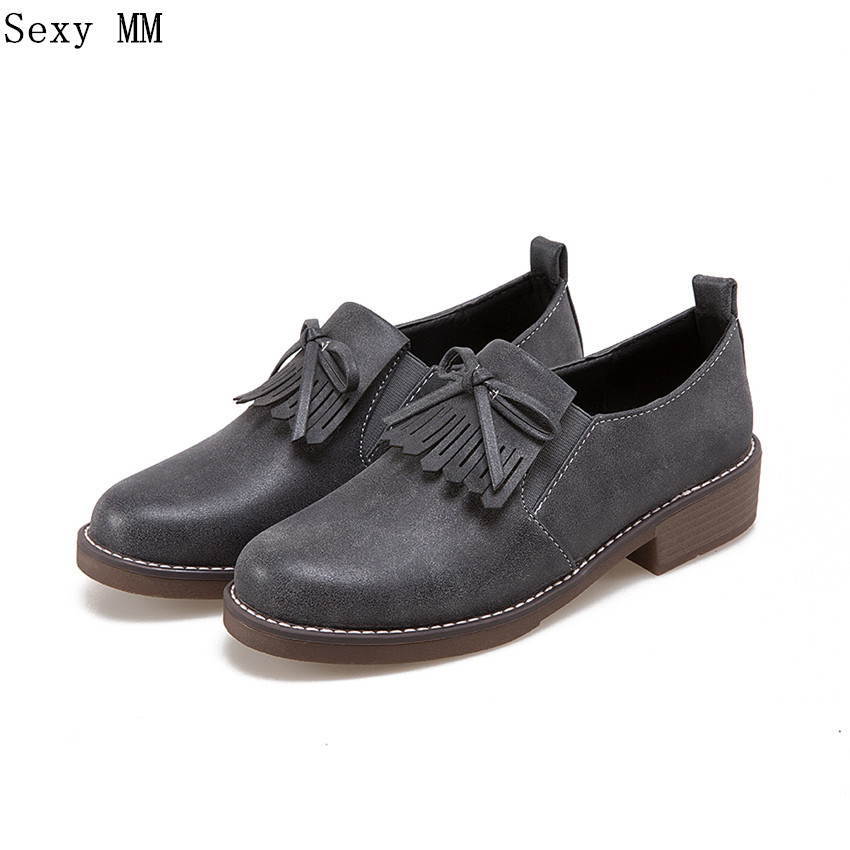 Campus Student Slip On Shoes Women Oxfords Shoes Loafers Flats Woman Casual Flat Shoes High Quality Plus Size 33 - 40 41 42 43 genuine leather flat shoes women oxfords slip on shoes flats woman loafers high quality plus size 34 40 41 42