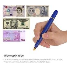 Portable  Mini Banknote Tester  Pen Money Marker  Pen Counterfeit Money Detector Cash Checker Fake Dollar Marker