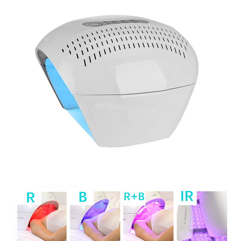 LED Light Therapy Skin Rejuvenation PDT Anti-aging Facial Beauty Machine PDT Lamp Acne Remover Anti-wrinkle Spa Care Machine