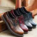 Spring Fall Men Casual Shoes Genuine Leather Increase In For Workers Shoes Single Lower-cut Breathable Martin Men Boots Maschio