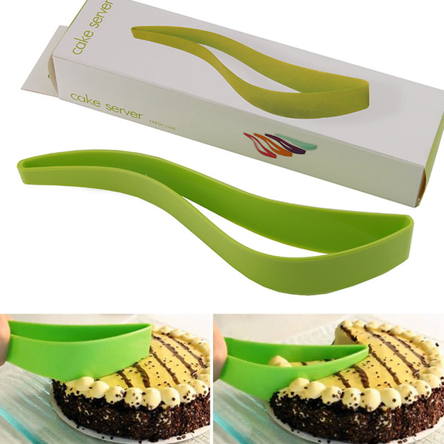 Baking Supplies Birthday Cake Cutter Cut The Cutting For Piece Of Knife Shovel Spatula Scraper 0022
