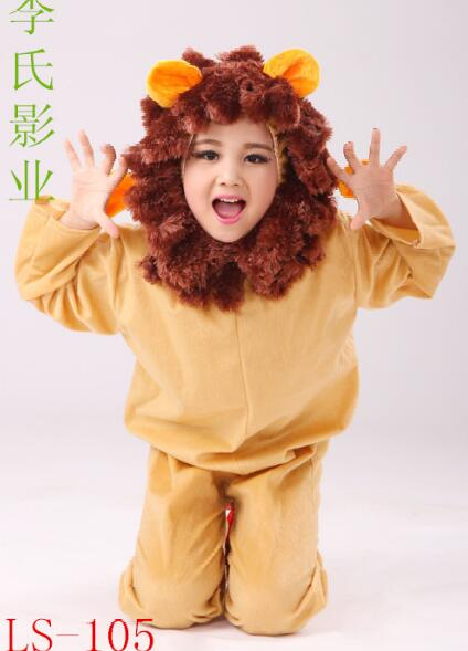 Baby Boy Toddler lion Movie Character Cosplay Fancy Dress Halloween Party Carnival Costume