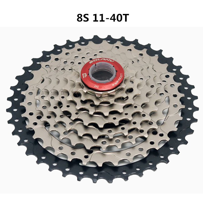 Bolany Cassette 11 Speed 11-52T YBN chain sunshine shimano sunrace