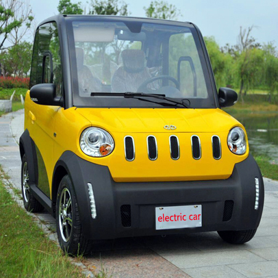 7 Kleuren Sightseeing Auto Mini Elektrische Auto Licht Gewicht