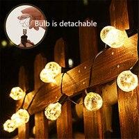 1x G40 Christmas Lights Elegant G40 Led String Lights For Christmas Tree 201245