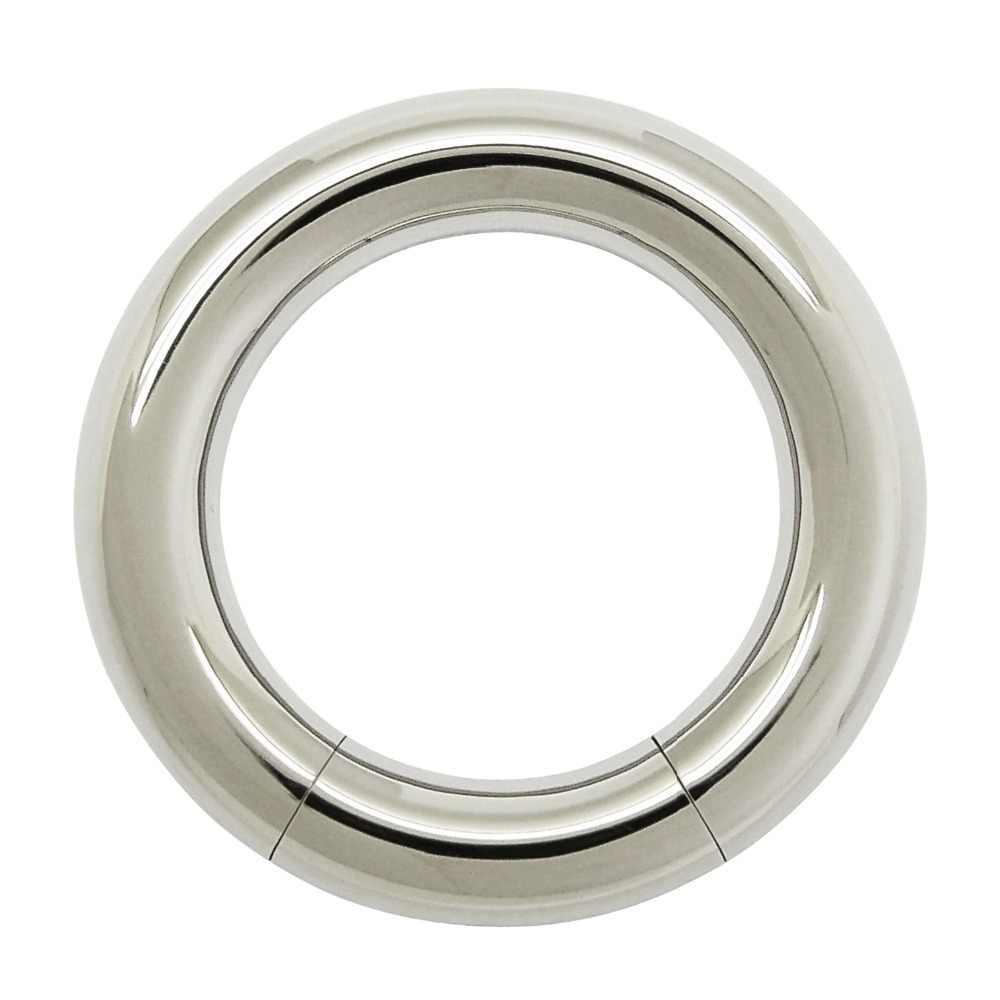 Кастинг толстой кольцо на мужской гениталий