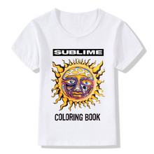 Sublime Band Print Children T Shirt