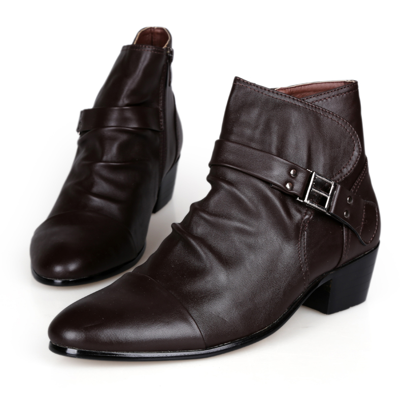 Womens Black Leather Boots 2017   FP Boots - Part 283