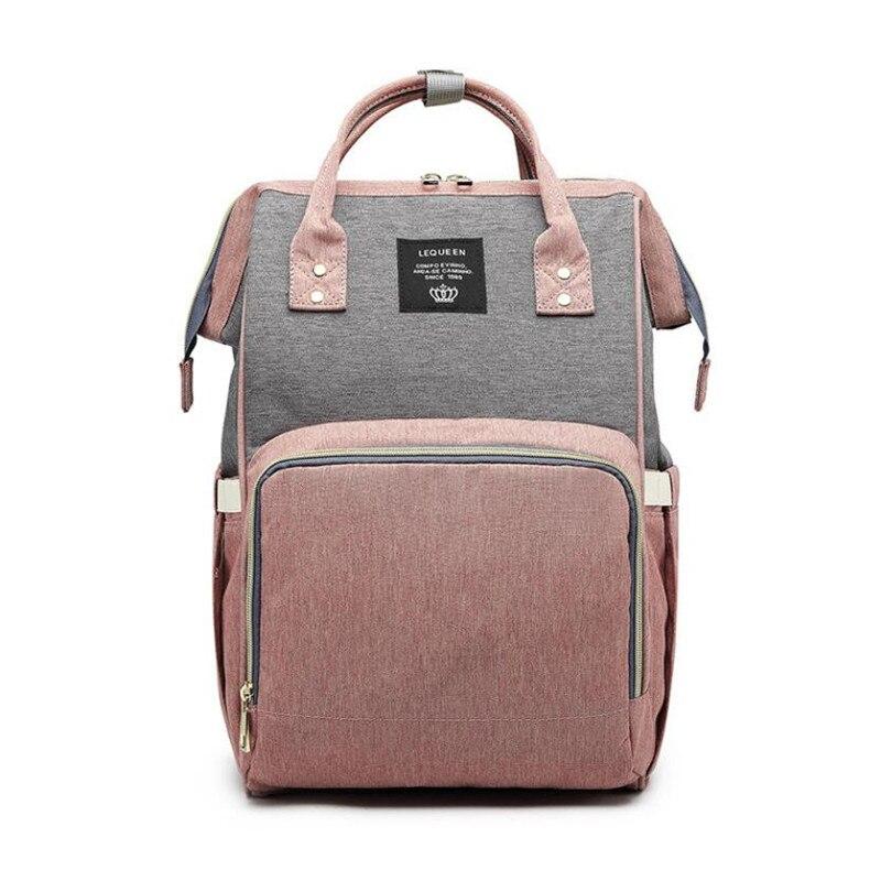 Image 2 - Рюкзак для подгузников, сумка для мам, Большая вместительная сумка для мам и детей, многофункциональные водонепроницаемые уличные дорожные сумки для подгузников для ухода за ребенком-in Сумки для подгузников from Мать и ребенок