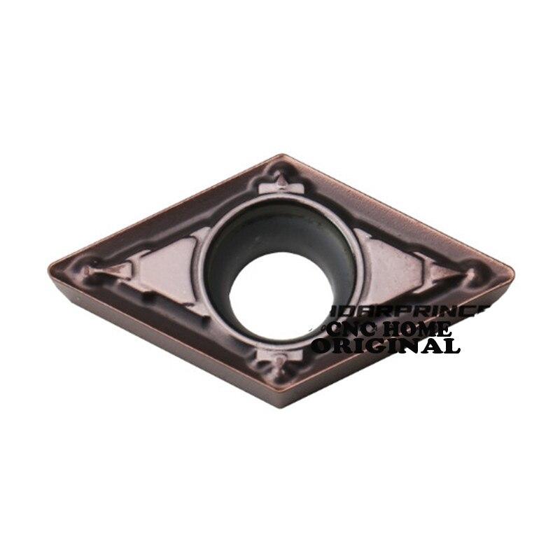 DCMT11T302 MV VP15TF DCMT11T304 MV VP15TF DCMT11T308 MV VP15TF original insert carbide for turning tool holder
