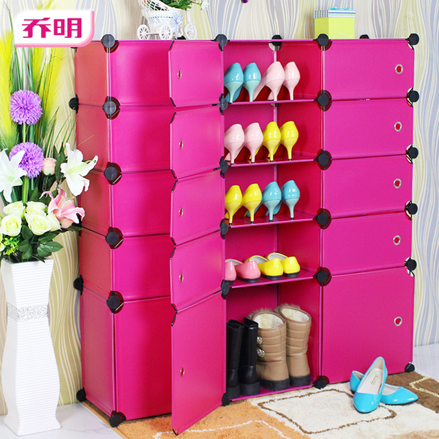 Shoe Rack Shoe Cabinet For Living Room Home Furniture Shelf-in ...