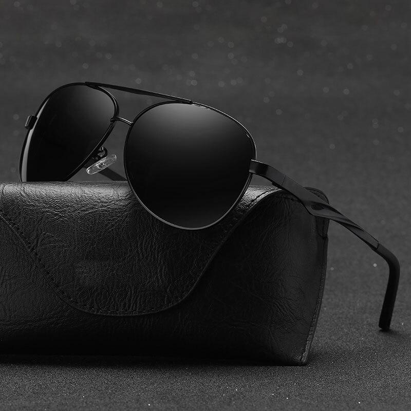 Steampunk Goggles New Men Carter Lunette Sunglasses Gothic Polarized Male Brand Sun Glasses Retro Driver Fishing Eyewear