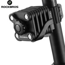 ROCKBROS Password Lock Portable High Security MTB Bicycle Accessories Resistant Lock Anti-Theft Safety Cycling Lock Cube rockbros road bike key lock motorcycle electric bicycle high security drill resistant cylinder locks cycling accessories h6803