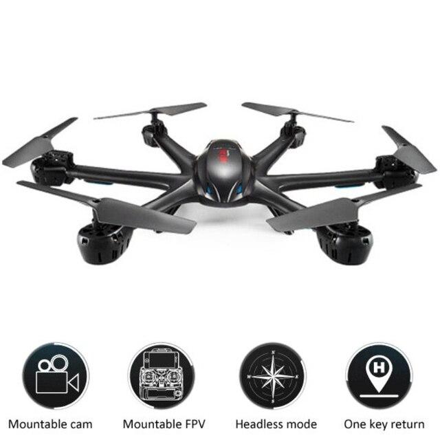 MJX X600 Безголовый Режим 2.4 ГГц 6 Оси Гироскопа RC дроны НЛО вертолет quadcopter с 3D Ролл Камнем дрон дистанционного управления игрушки