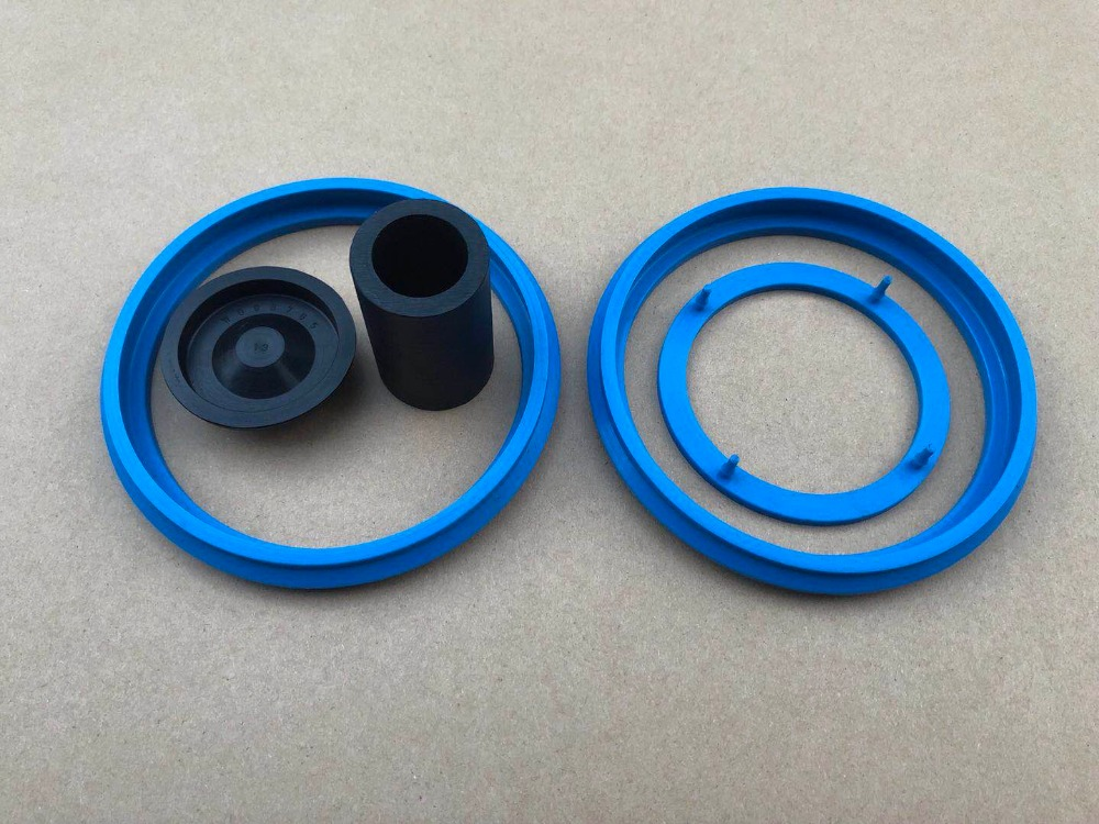 Silicone Gaskets Rubber Diaphragm For Afimilk Electronic Digital Milk Meter