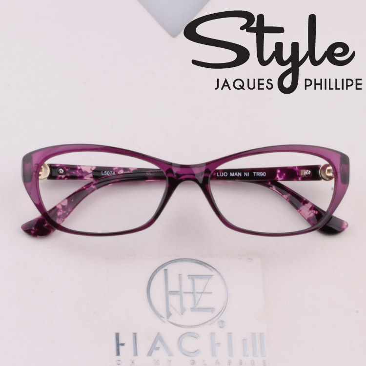 TR90 Quality Eyewear Fashion Stylish Female oculos de grau Eye Glasses Frames Women Purple Red Black Blue Color Optics Frame - Chashma Franchised Store store