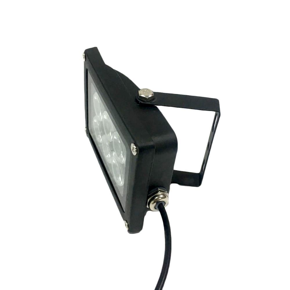 YiiSPO 2019 new CCTV Array IR illuminator infrared lamp 6pcs Array Led IR Outdoor IP65 Waterproof Night Vision for wifi Camera