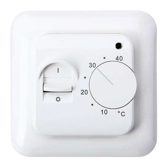Express Flooring Tempe Images On: Regulador De Temperatura Do Termostato De Aquecimento Por Piso Radiante 16A Universal Eletrônico