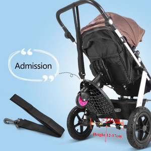 Image 5 - Fashion Children Stroller Pedal Adapter Second Child Auxiliary Trailer Twins Scooter Hitchhiker Kids Standing Plate with Seat