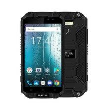 Oukitel K10000 MAX IP68 Étanche Antichoc Téléphone Mobile Android 7.0 5.5 Pouce MT6753 Octa Core 3 GB + 32 GB 10000 mAh Smartphone