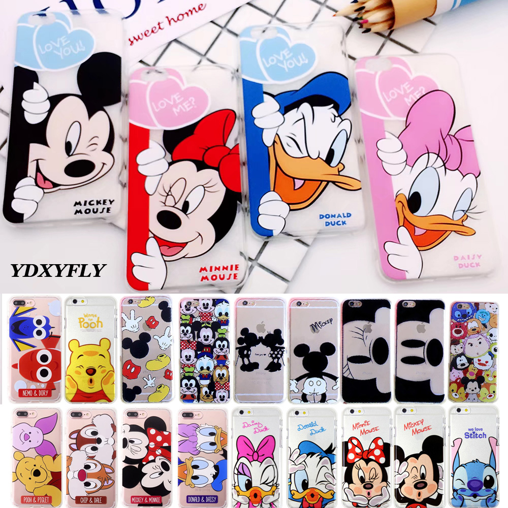 Aliexpresscom Koop Leuke Cartoon Mickey Minnie Mouse Liefhebbers