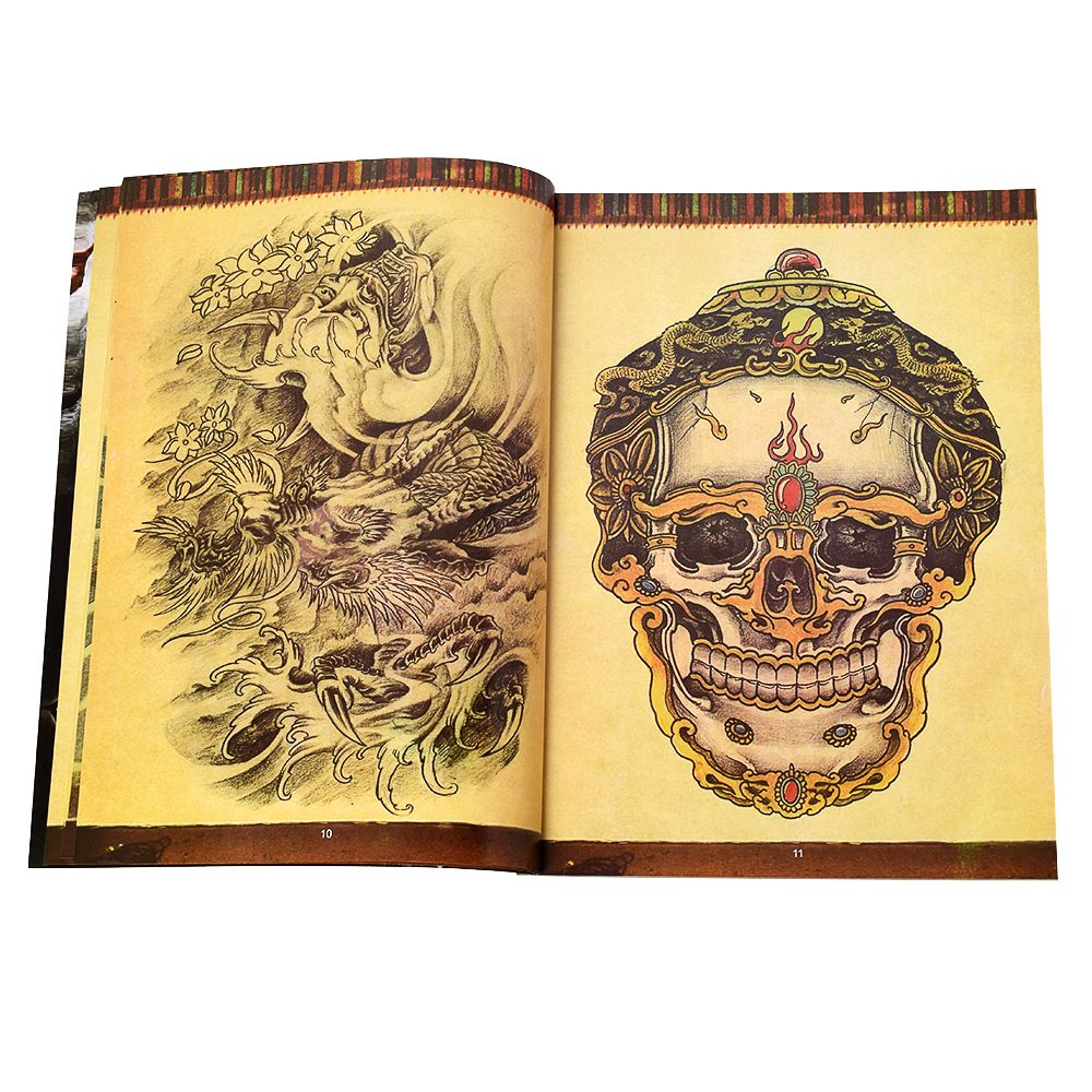 the big book of tattoo spider webb 9780764315602 amazon