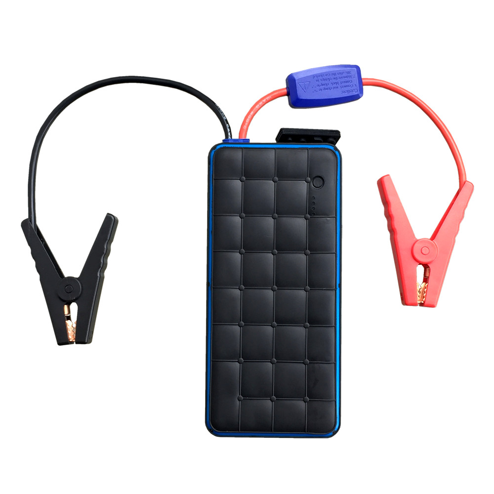 2018 Waterproof Car Jump Starter 1000A 12V Portable Emergency Power Bank Charger for Car Battery Booster Petrol Diesel Starter